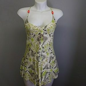 Womens Free People Top Sz Large So Pretty!